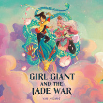 Girl Giant and the Jade War Cover
