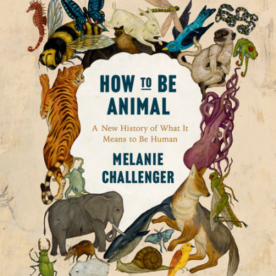 How to be Animal cover