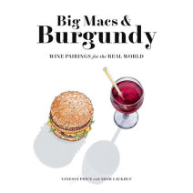 Big Macs & Burgundy Cover