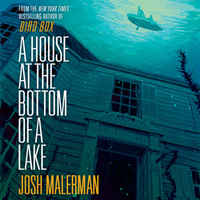 A House at the Bottom of a Lake cover