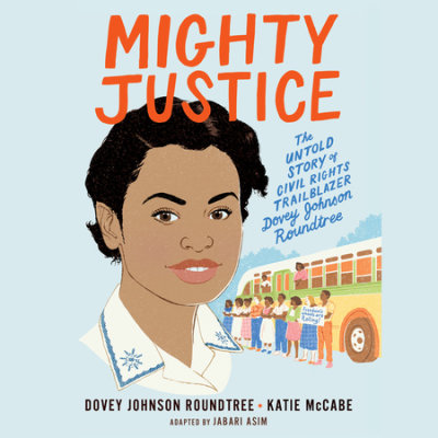 Mighty Justice (Young Readers' Edition) cover