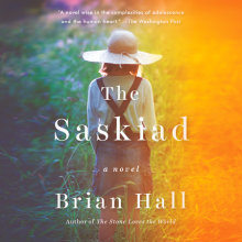 The Saskiad Cover