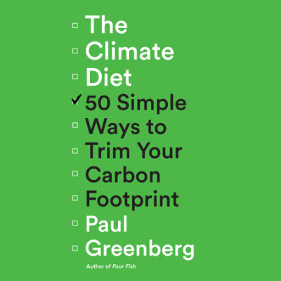 The Climate Diet cover