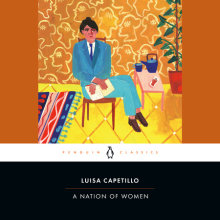 A Nation of Women Cover