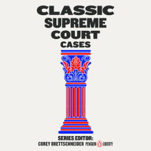 Classic Supreme Court Cases Cover
