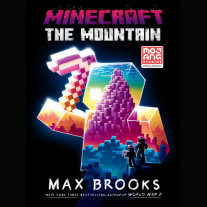 Untitled Minecraft Novel Cover