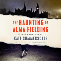 The Haunting of Alma Fielding Cover
