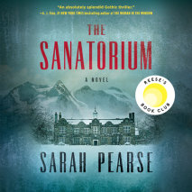 The Sanatorium Cover