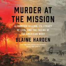 Murder at the Mission Cover