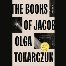 The Books of Jacob Cover