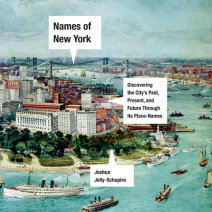 Names of New York Cover