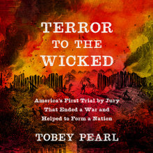 Terror to the Wicked Cover