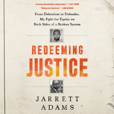 Redeeming Justice cover