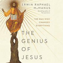 The Genius of Jesus Cover