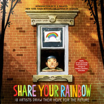 Share Your Rainbow Cover