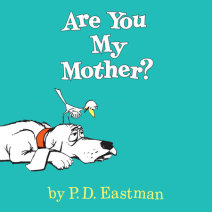 Are You My Mother? Cover