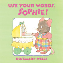 Use Your Words, Sophie Cover