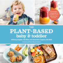 The Plant-Based Baby and Toddler Cover