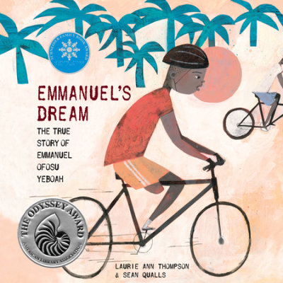 Emmanuel's Dream: The True Story of Emmanuel Ofosu Yeboah cover