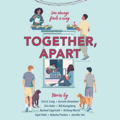 Together, Apart cover