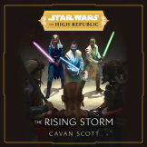 Star Wars: The Rising Storm (The High Republic) cover small