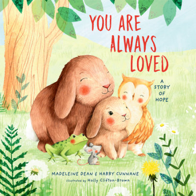 You Are Always Loved cover