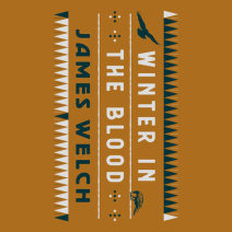 Winter in the Blood Cover