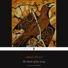 The Death of Jim Loney Cover