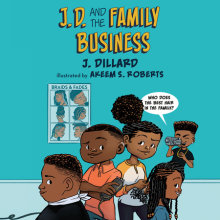 J.D. and the Family Business Cover