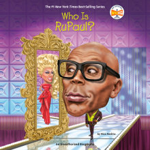 Who is RuPaul? Cover