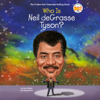 Who Is Neil deGrasse Tyson? Cover