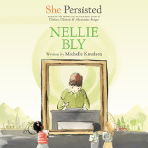 She Persisted: Nellie Bly Cover