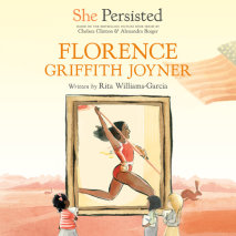 She Persisted: Florence Griffith Joyner Cover