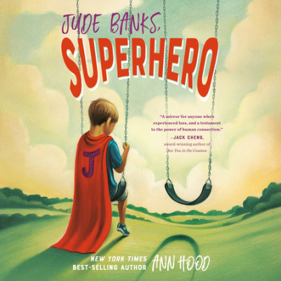 Jude Banks, Superhero cover