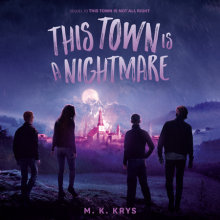 This Town Is a Nightmare Cover