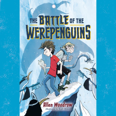 The Battle of the Werepenguins cover