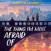 The Thing I'm Most Afraid Of Cover