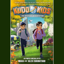 Kudo Kids: The Mystery in Manhattan Cover