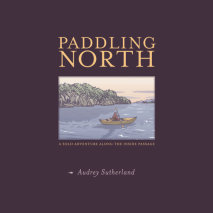 Paddling North Cover
