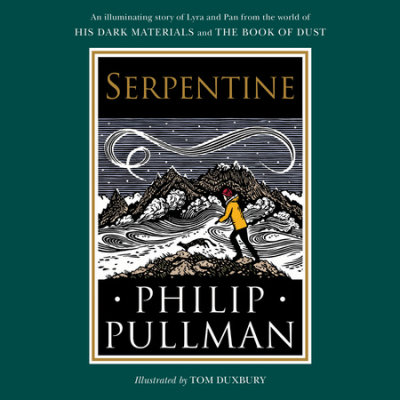 His Dark Materials: Serpentine cover