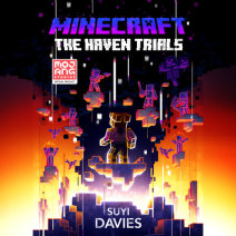 Minecraft Novel 9 Cover