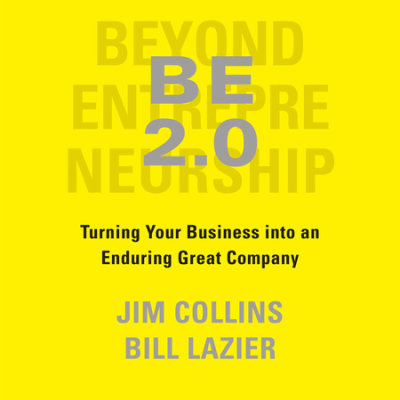 BE 2.0 (Beyond Entrepreneurship 2.0) cover