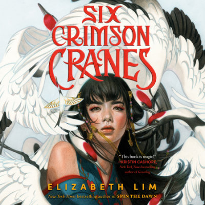 Six Crimson Cranes cover