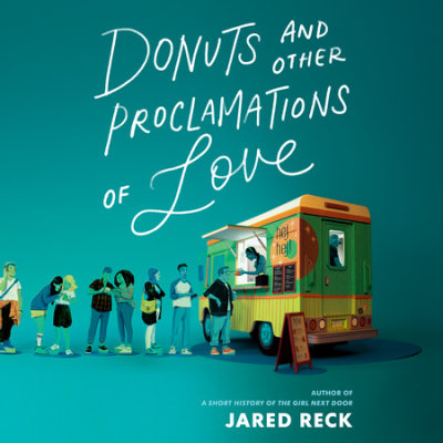 Donuts and Other Proclamations of Love cover