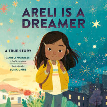 Areli Is a Dreamer Cover