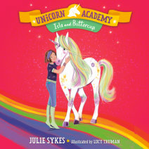 Unicorn Academy #12: Isla and Buttercup Cover