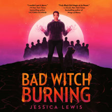 Bad Witch Burning Cover