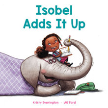 Isobel Adds It Up Cover
