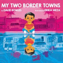 My Two Border Towns Cover