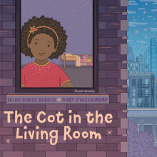 The Cot in the Living Room Cover